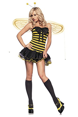 Bewicked Halloween Cosplay Costumes - Lil Bumble Bee
