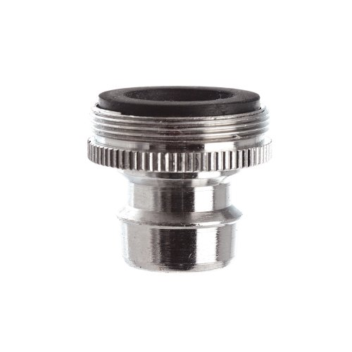 Danco 36108E Portable Dishwasher Faucet Snap Nipple Aerator Adaptor (Portable Washer Faucet Adapter compare prices)