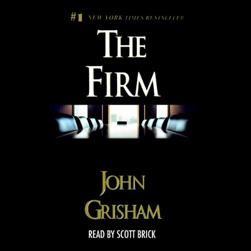 audio book version of The Firm