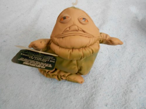 Star Wars Jabba the Hutt Plush By Kenner - 1