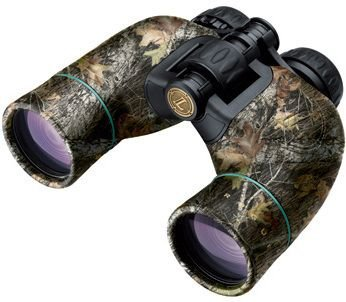 Leupold Rogue Porro Prism Binoculars, 8X42Mm, Mossy Oak Break-Up