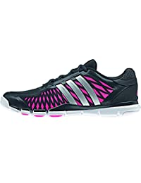 Adidas Women's Adipure 360 Control Training Trainers US4.5 Grey