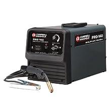 Campbell Hausfeld WG3090 120 Volt Pro-140 Flux-Core Welder