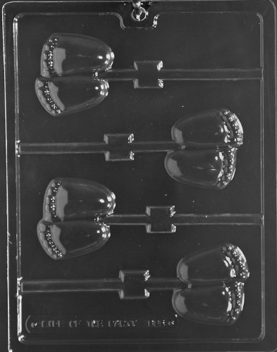 Chubby Baby Feet Lolly Chocolate Candy Mold