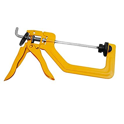 MS-8002 Heavy Duty Open Type Caulking Gun