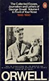 The Collected Essays, Journalism and Letters: In Front of Your Nose, 1945-50 v. 4 (0140031545) by George Orwell