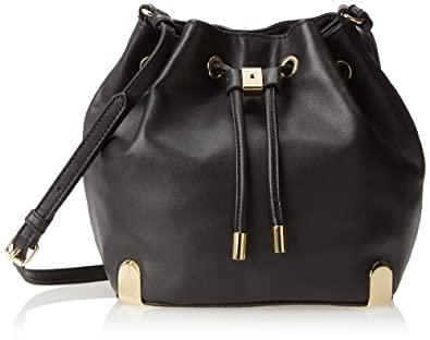 Vince Camuto Janet Cross Body Bag,Black,One Size