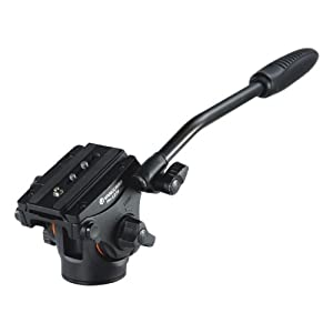 VANGUARD PH-123V Tripod Head (Black)