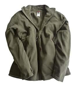 The North Face Herren Fleece-Jacke Pandora Full Zip New Taupe/ Green-XL