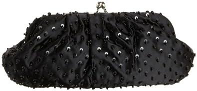 La Regale 21149 Clutch,Black,one size
