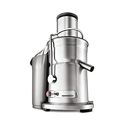 Breville 800JEXL Juice Fountain Elite 1000-Watt Juice Extractor by Breville Kitchenware