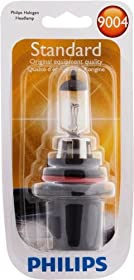 Philips 9004 Standard Replacement Bulb, (Pack of 1)
