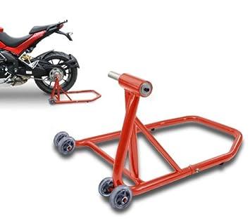 Blocca Ruota Moto Piaggio Liberty S 50//125// 150//200 Constands Easy Plus arancione