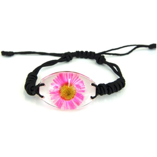 REALBUG Pink Daisy Bracelet