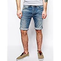 エイソス Diesel Denim Shorts Thavar Slim Fit 並行輸入品