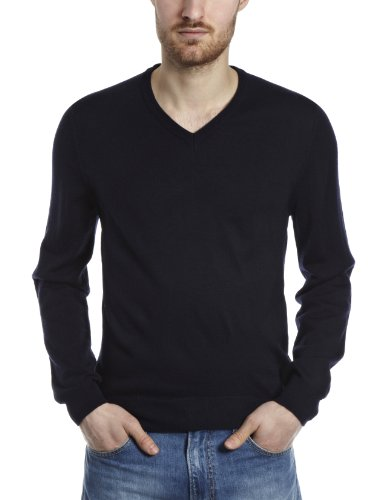Calvin Klein V Neck Mens Jumper