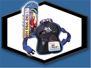 Innovative Waterproof Dry Pak 210 Waist Pak (Black)