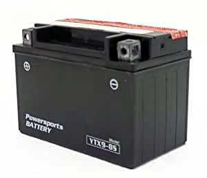 YTX9-BS GTX9-BS PTR9-BS CTX9-BS High Performance Maintenance Free 12v Powersports Battery