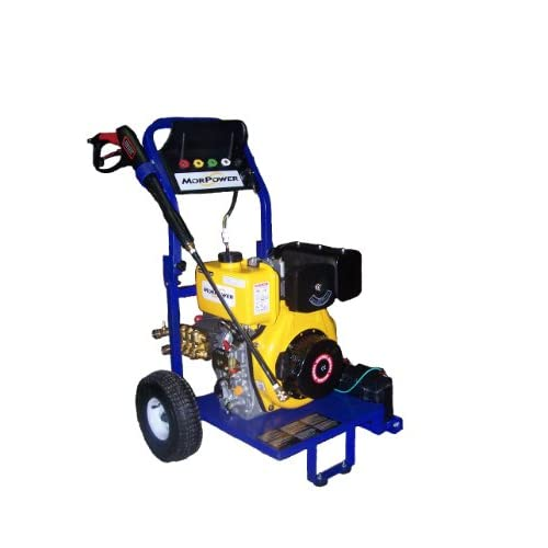 3200 PSI Diesel Powered Pressure Washer with Electric Start