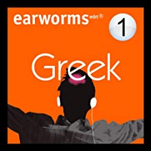 Rapid Greek: Volume 1 Audiobook by Earworms Learning Narrated by Andrew Lodge