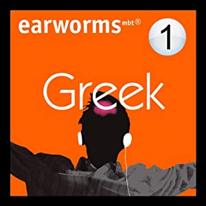 Rapid Greek: Volume 1 | [Earworms Learning]