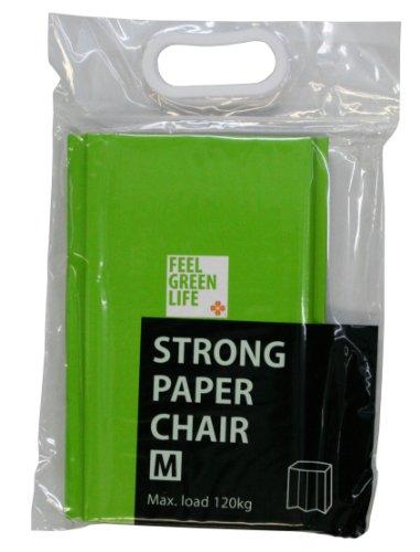 大和物産 ストロングペーパーチェア M グリーン