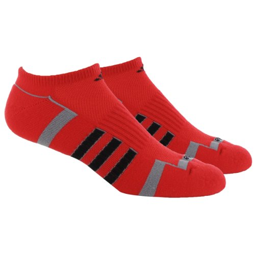 adidas Men's Climalite II No Show Sock (2-Pair)