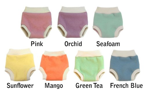 One Size Wool Diaper Cover front-1061402