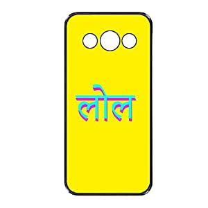 Vibhar printed case back cover for Samsung Galaxy Grand Prime Lool