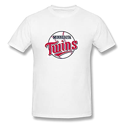 LLangla Men's Minnesota Twins Baseball Team T Shirt