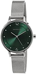 Skagen Women's SKW2325 Crystal-Accented Stainless Steel Watch
