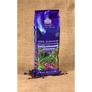 Magnum 100% Jamaican Blue Mountain Coffee, Whole Bean, 1 lb