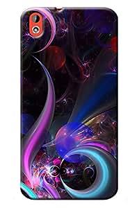 IndiaRangDe Designer Mobile Back Cover for HTC Desire 816