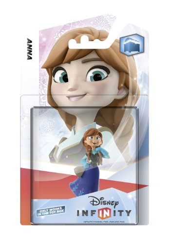 Disney Infinity Character - Anna (Xbox 360/PS3/Nintendo Wii/Wii U/3DS)