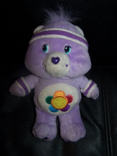 "Care Bear Exercise Harmony Bear 7"" - 1"
