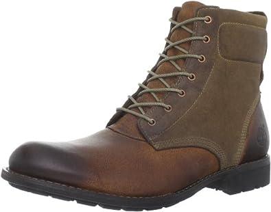 Timberland Earthkeepers 天木兰高端男士6寸真皮防水短靴 折后 $82.89
