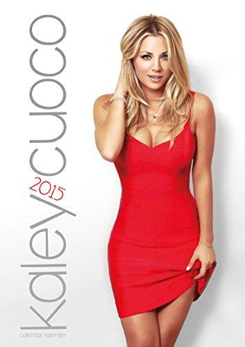 Kaley Cuoco 2015 Calendar
