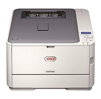 Oki C511dn Imprimante laser Couleur 30 ppm Blanc