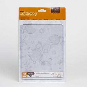 Cuttlebug Replacement Cutting Mat B, 2 Mats