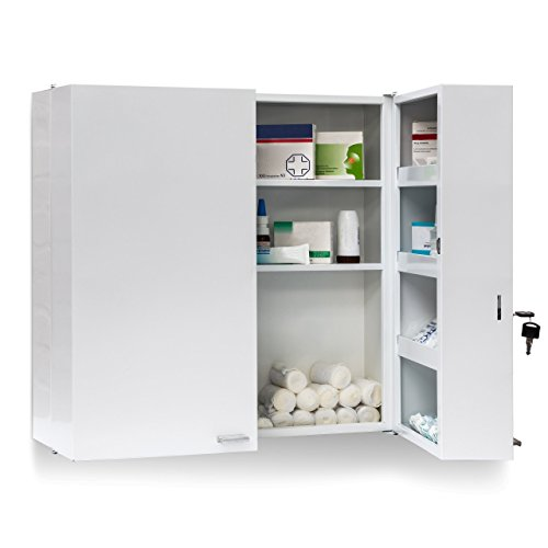relaxdays-xxl-stainless-steel-medicine-cabinet-53-x-53-x-20-cm-with-11-shelves-extra-large-storage-s