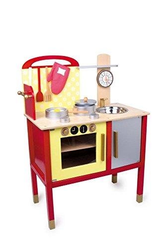 6523 - Kinderküche Denise aus Holz