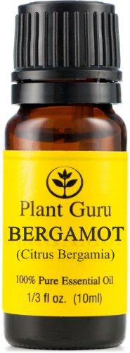 Bergamot Essential Oil. 10 Ml. 100% Pure, Undiluted, Therapeutic Grade.