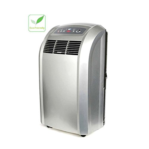 Whynter Arc-12S 12,000 Btu Portable Air Conditioner, Platinum front-255175