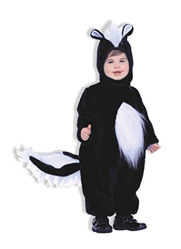 Forum Novelties Plush Skunk Child Costume, Toddler