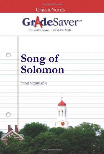 song of solomon essays gradesaver song of solomon study guide