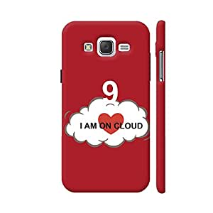 Colorpur I Am On Cloud 9 Designer Mobile Phone Case Back Cover For Samsung Galaxy J2 | Artist: Mytablecreations