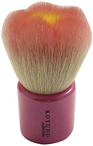 熊野筆 フラワー洗顔ブラシ KOYUDO Collection