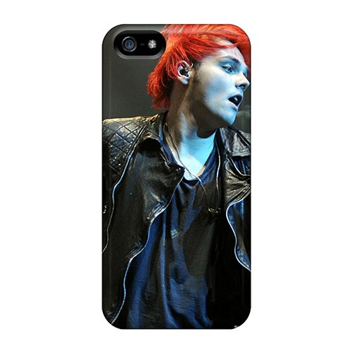 [Dus9854Guug]Premium Phone Case For Iphone 5/5S/ My Chemical Romance Tpu Case Cover front-902000
