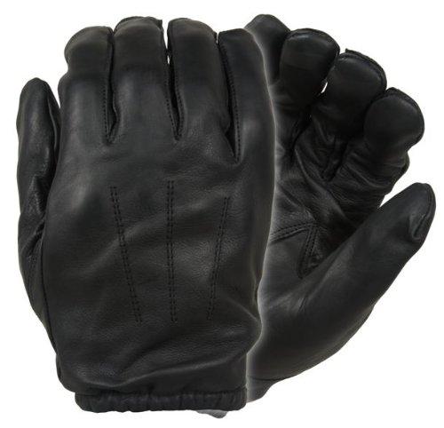 Damascus DFK300 Frisker K Leather Gloves with Kevlar Cut Resistant Liners, X-Large