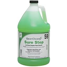 SparClean Sure Step 59 Kitchen Products # 765904, 4 gal per cs -(1 CASE)
